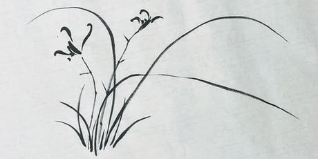 Chinese Brush Painting: Orchid  tickets