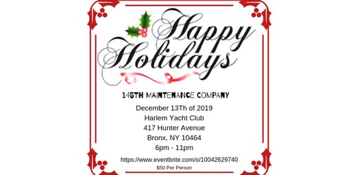 145TH Holiday Event