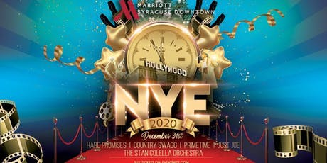 New Year's Eve 2020 - The Golden Age of Hollywood tickets
