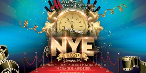 New Year's Eve 2020 - The Golden Age of Hollywood