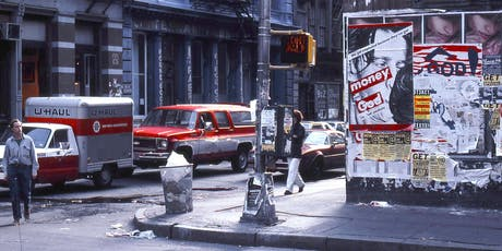 AQUI, Word and Image: NYC Streets as Gallery Space 1984-1986 tickets