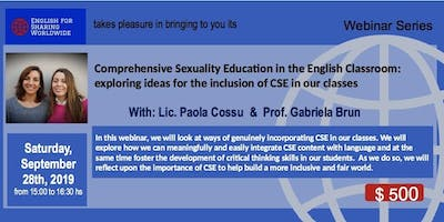 Comprehensive Sexuality Education in the English Classroom