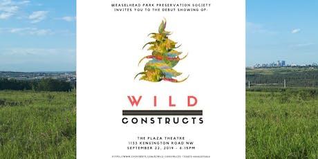 Wild Constructs tickets