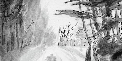 Chinese Brush Painting: Landscape