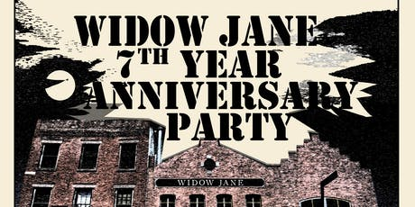 Widow Jane 7th Year Anniversary Party tickets