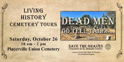 Save the Graves Living History Cemetery Tour