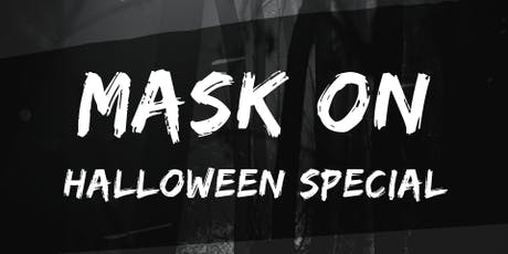 THE AFTERS - MASK ON HALLOWEEN SPECIAL tickets