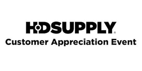 HD Supply Customer Appreciation Event - Triad tickets