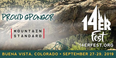 Mountain Standard  at 14er Fest in BV tickets