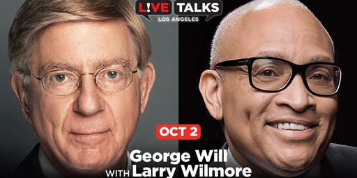 George Will in conversation with Larry Wilmore