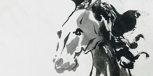 Chinese Brush Painting: Animals