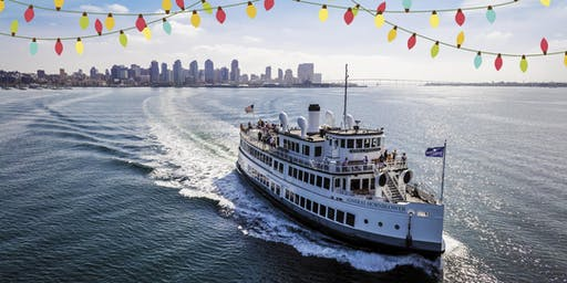 Hornblower 'Tis the Season Holiday Lunch Cruise