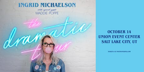 Ingrid Michaelson: The Dramatic Tour tickets