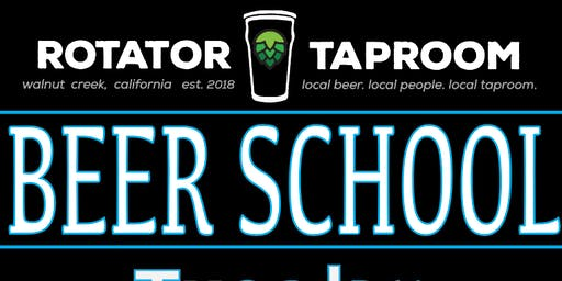 Beer School at Rotator Taproom