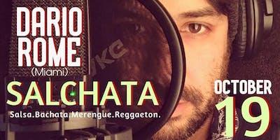 Live Salsa Bachata Band by DARIO ROME.