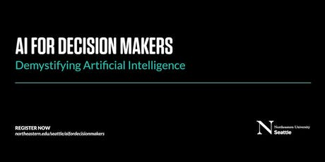 AI for Decision Makers tickets