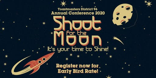 Toastmasters District 96 Annual 2020 Conference