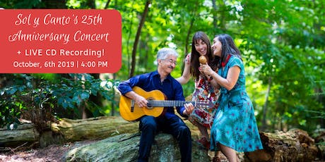 Sol y Canto's 25th Anniversary Concert tickets