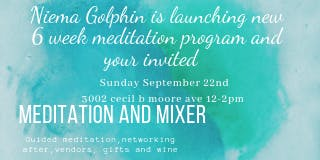Meditation and Mixer