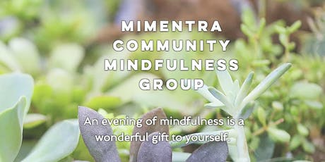 Mimentra Community Mindfulness Group tickets