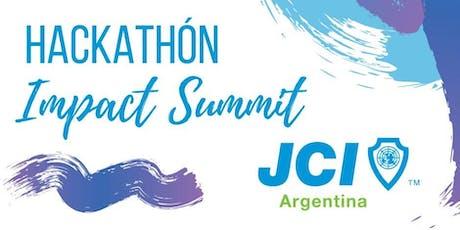 HACKATHÓN 'Impact Summit' - JCI Argentina entradas