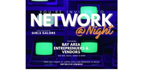 Network @ Nite tickets