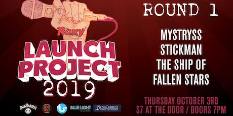 Launch Project Round 1 tickets
