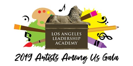 2019 Los Angeles Leadership Academy Artists Among Gala tickets