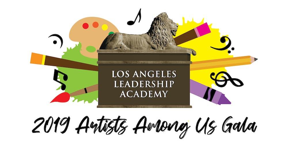 2019 Los Angeles Leadership Academy Artists Among Gala
