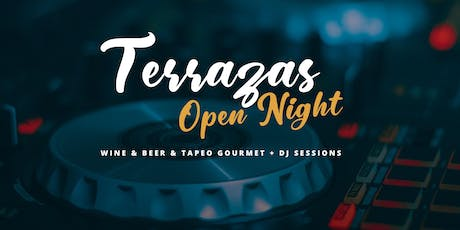 TERRAZAS OPEN NIGHT entradas