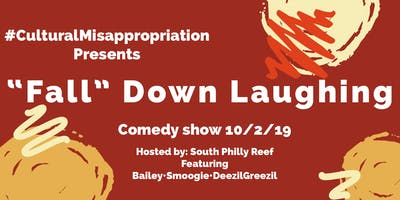"""""""Fall""""Down Laughing Comedy Show"""