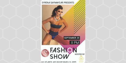 SS FASHION SHOW @ HONEY Nightclub