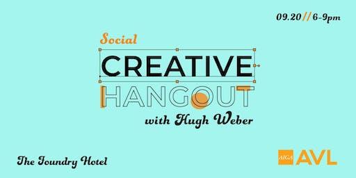 AIGA Asheville: Creative Hangout