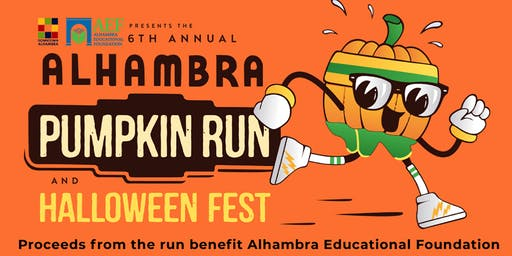Alhambra Pumpkin Run Pumpkin Pie Baking Contest