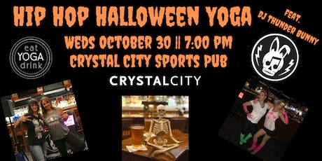 Hip Hop Halloween Yoga tickets