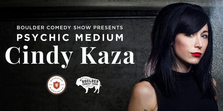 Going Beyond With Psychic Medium Cindy Kaza tickets