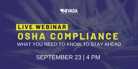 OSHA Compliance: What You Need to Know to Stay Ahead tickets