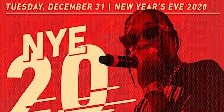 Tyga New Year's Eve Las Vegas 2020 tickets