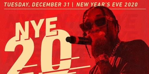 Tyga New Year's Eve Las Vegas 2020