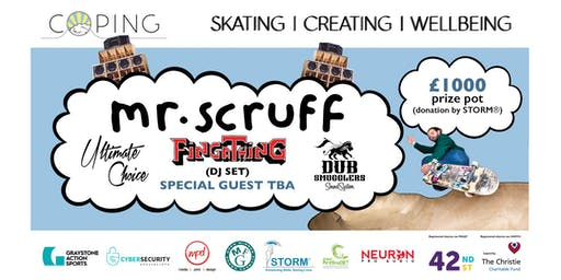 Future Savings Presents - Coping | Mr Scruff | Dub Smugglers | More TBA