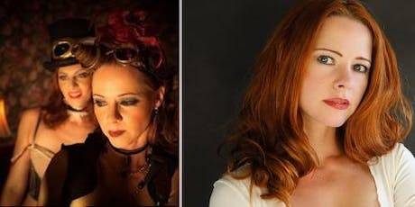 New Drink & Draw Nucleus Portland with Gallery Girls SteamPunk tickets