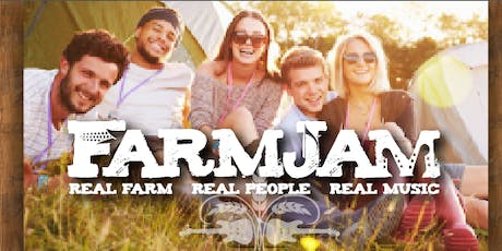 2020 FarmJam Music & Camping Festival tickets