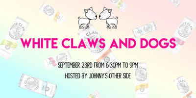 White Claws & Dogs! PAWTY WITH YOUR ODMC BFFs!