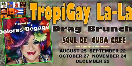 Tropigay La-La tickets