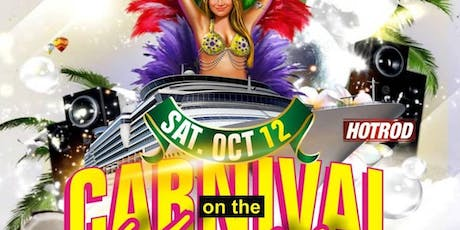CARNIVAL ON THE YACHT COLUMBUS WEEKEND NYC @ ART GALLERY YACHT  tickets
