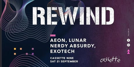 Rewind #013 tickets