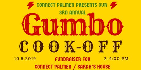 3rd Annual Gumbo Cook Off Fundraiser tickets