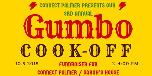 3rd Annual Gumbo Cook Off Fundraiser