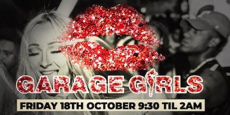 Garage Girls @ Luna Lounge tickets