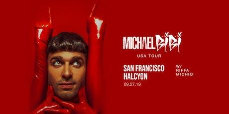 Michael Bibi tickets